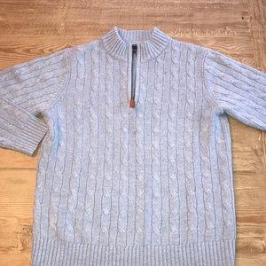 Vineyard Vines 100% cashmere sweater 12-14